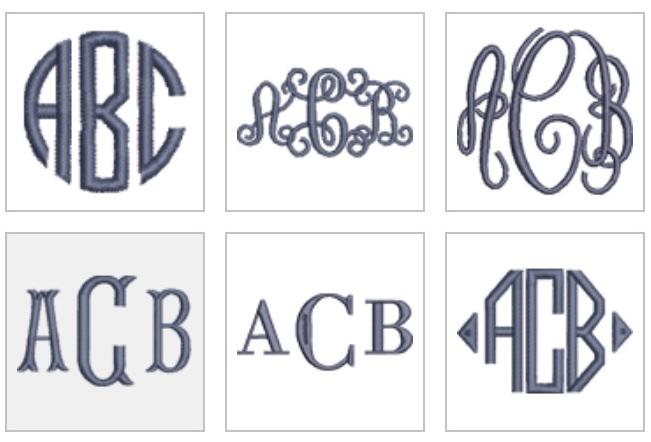 monogram-logos